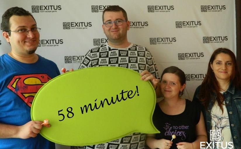 Exitus Escape Room Review