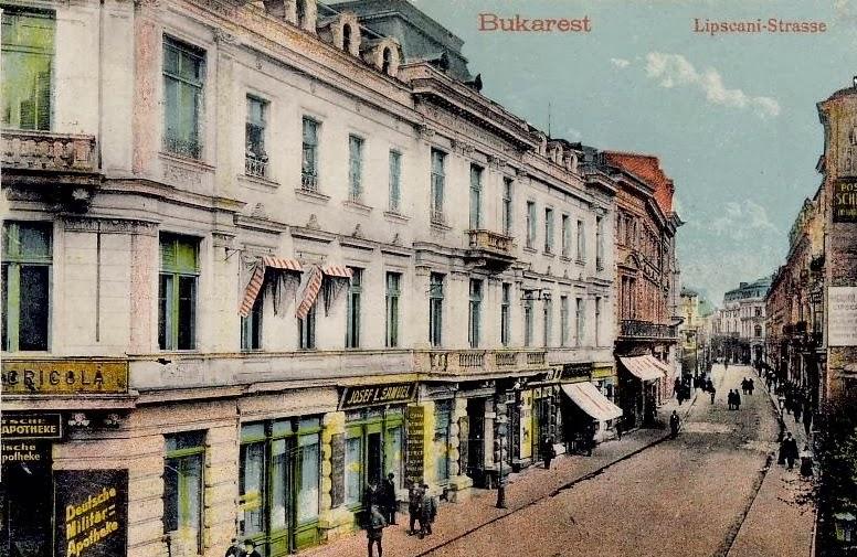 lipscani old 1918